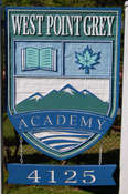West Point Grey Academy, Vancouver, BC